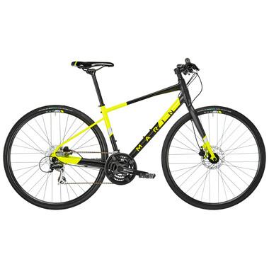 Vélo de Ville MARIN BIKES FAIRFAX 2 Noir/Jaune 2020